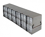 Upright Metal Freezer Racks for 96-Well and 384-Well Microtiter Plates (Capacity: 84-96 Plates)
