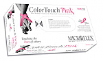 ColorTouch Pink Latex Gloves