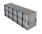 Upright Metal Freezer Racks for 96-Well and 384-Well Microtiter Plates (Capacity: 70-80 Plates)
