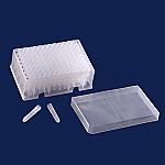 1.2ml Microdilution Tubes, Racked