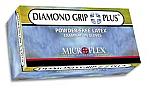 Diamond Grip Plus Latex Gloves