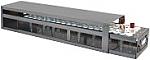 Upright Freezer Drawer Racks for 4mL - 7mL Blood Sample Tubes (Capacity: 85 Tubes)