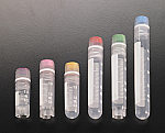 Cryovials with Internal Thread Design and Silicone Washer Seal, 500/pk